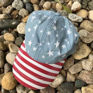Accessories - 4th of July   Flag Cap 🇺🇸